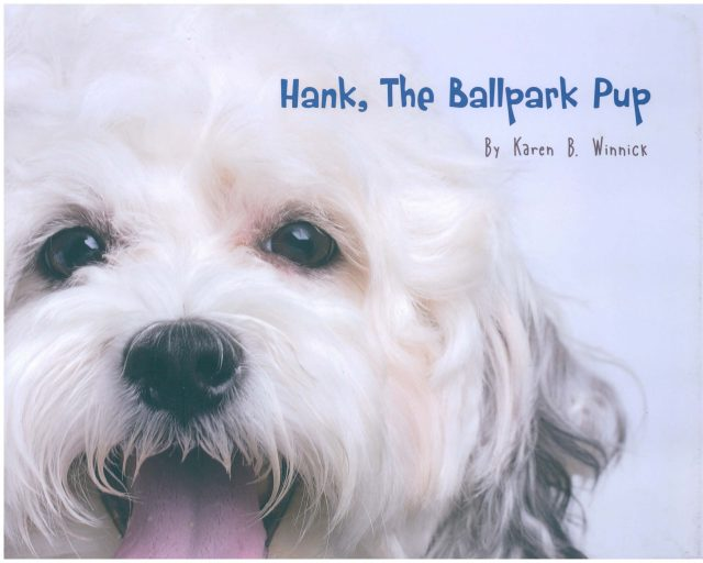 Hank the BallPark Pup