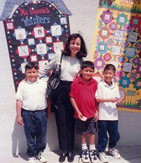 karen-winnick-school-visit