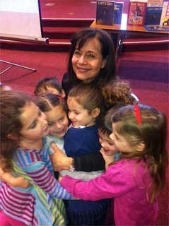 karen-winnick-with-children